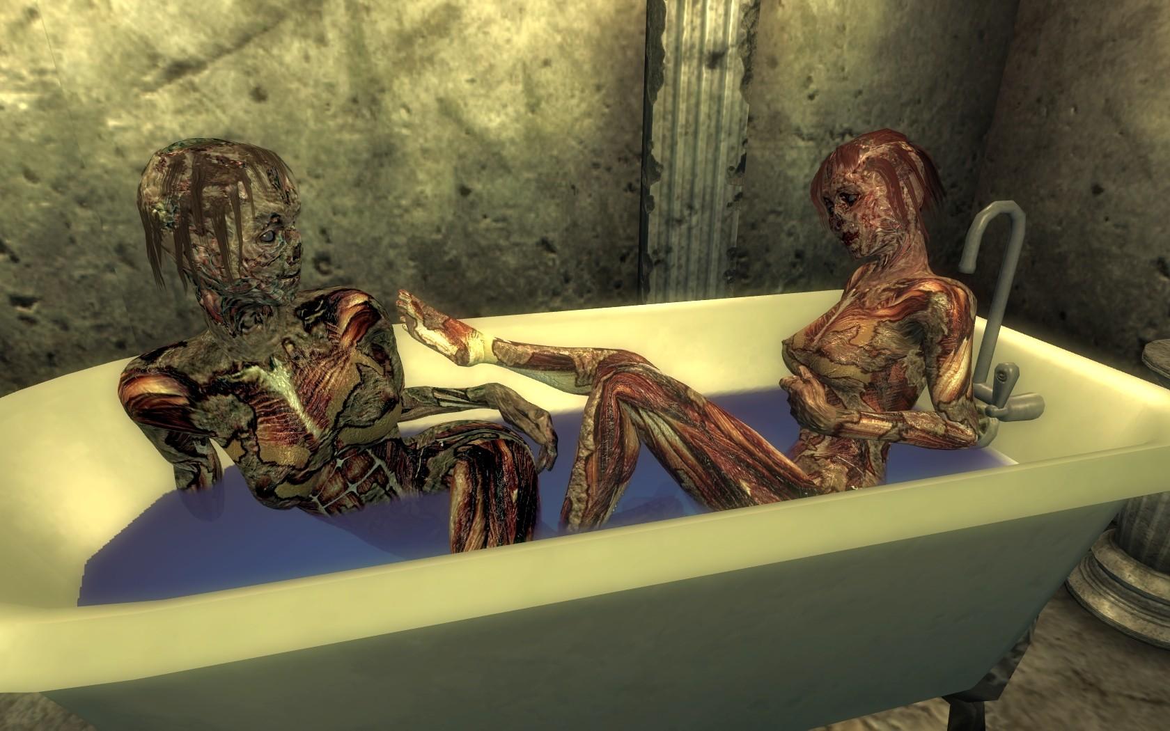 Fallout hentai nude film
