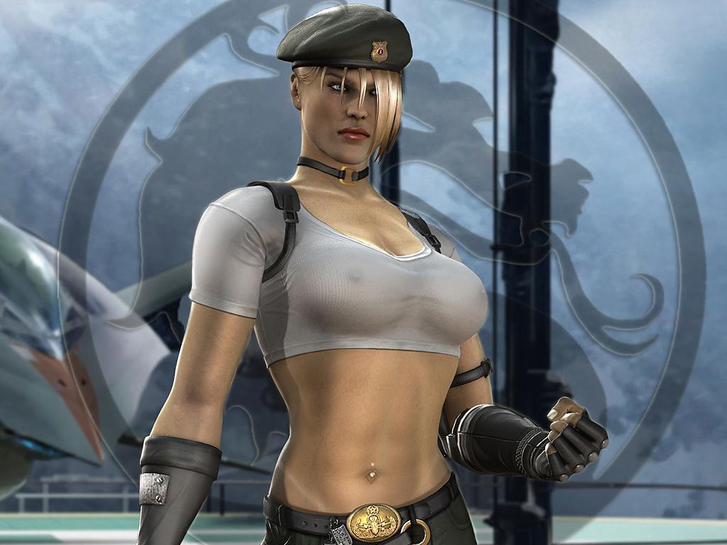 Голые героини компьютерных игр картинки