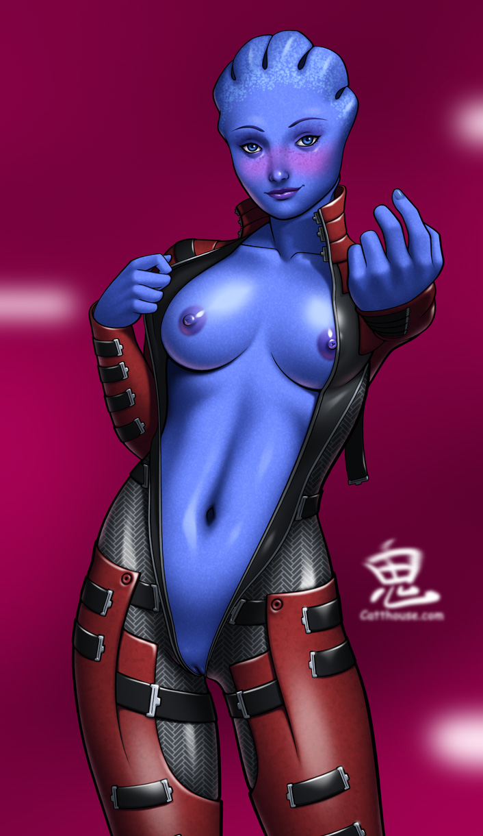 Mass effect hentai images nude photo