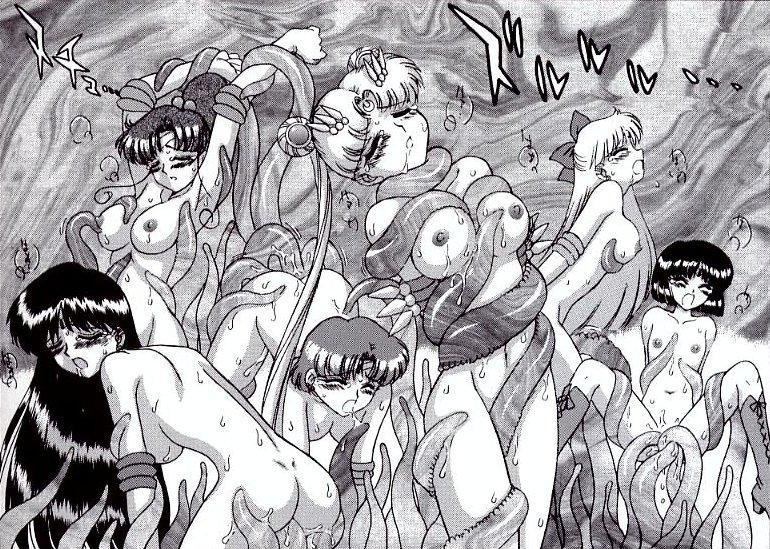 Порно манга nude moon 7036 фотография