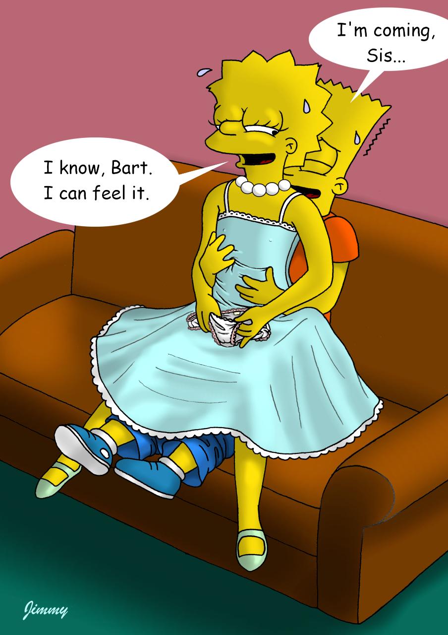Симпсоны: лиза взрослая порно фото 51-730