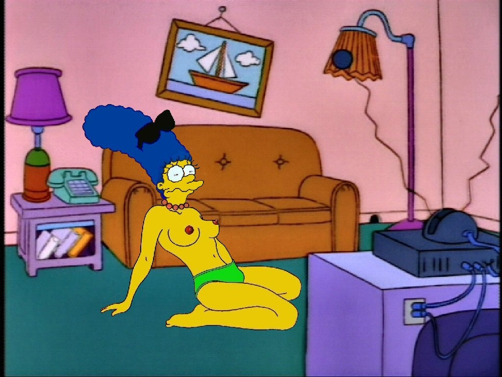 Marge simpson masterbating serch engine