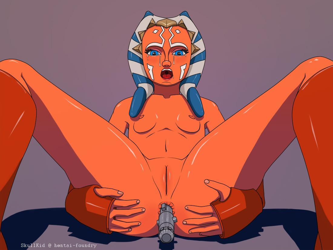 Star wars ahsoka porn videos