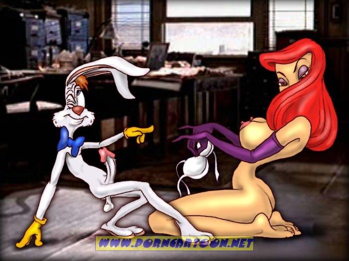 порнофильм кто подставил кролика роджера онлайн