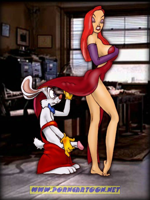 Rodger rabbit xxx