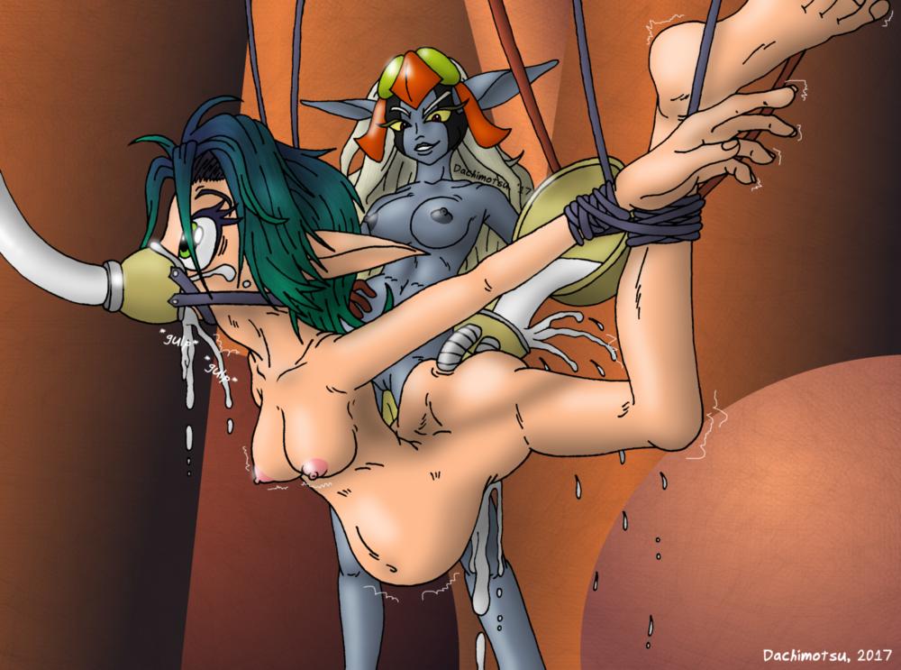 Poketmon fake nude