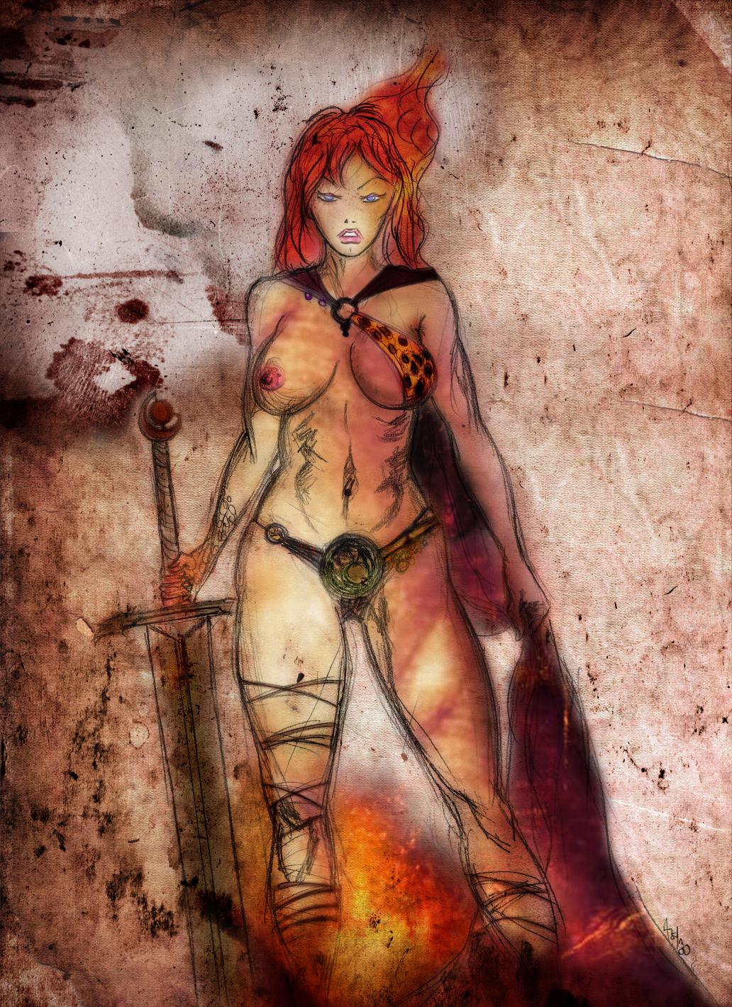 Amazon warrior hentai adult movies