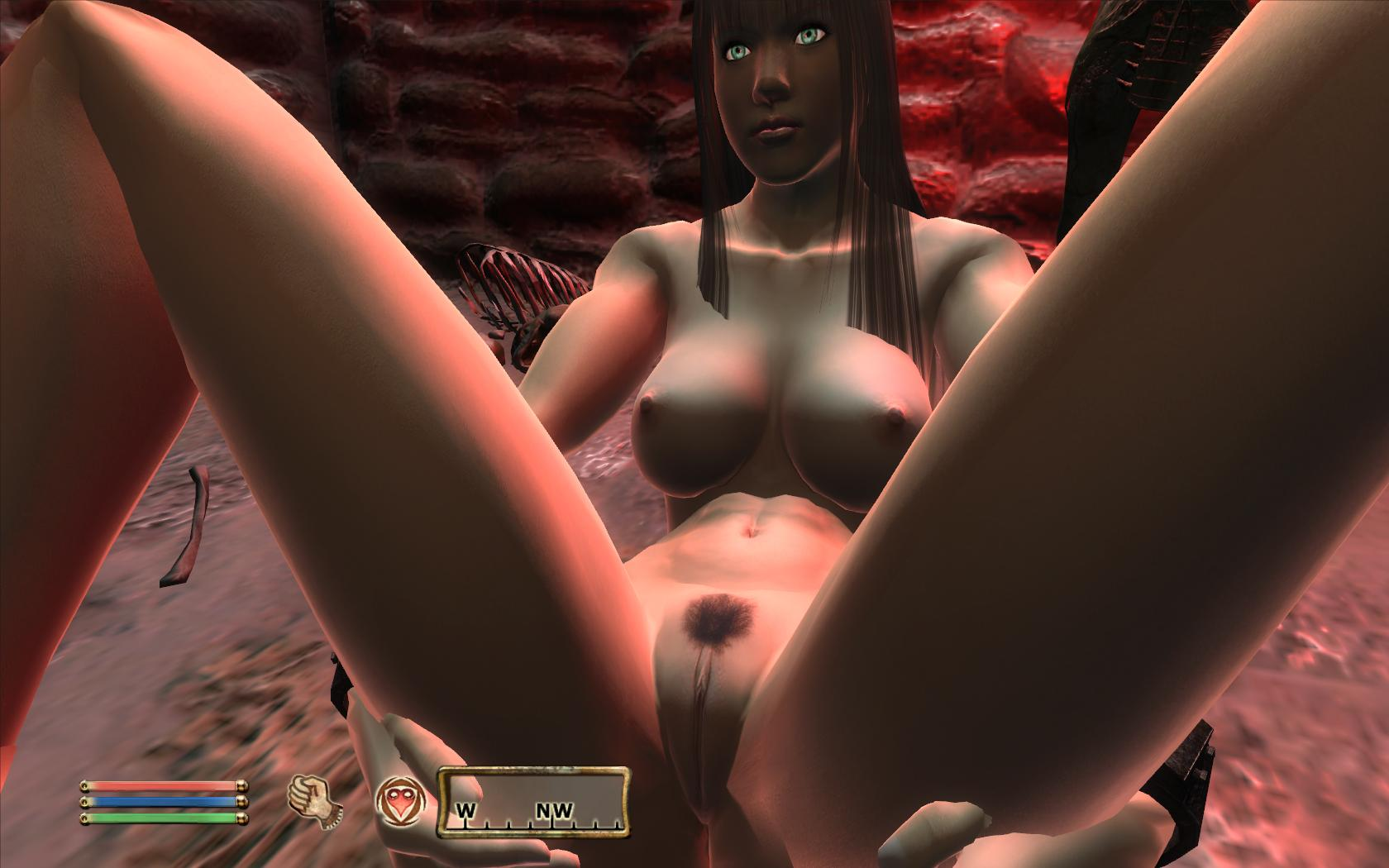 Oblivion nude cheats nudes pictures