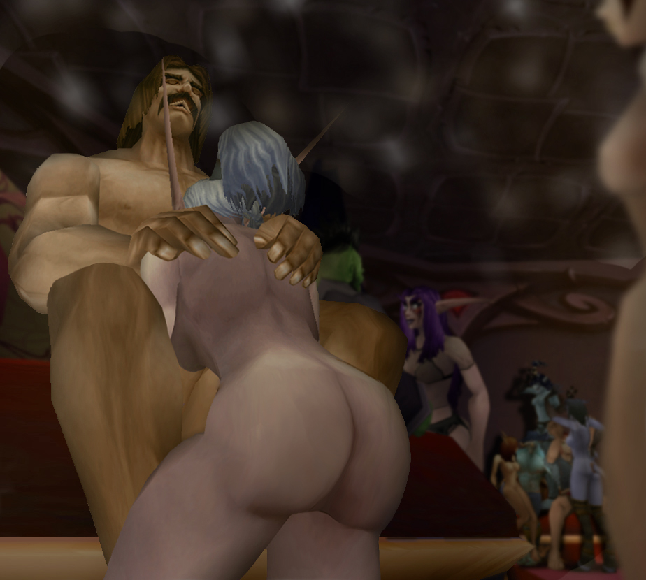 Troll and blood elf sex porncraft hentia housewives