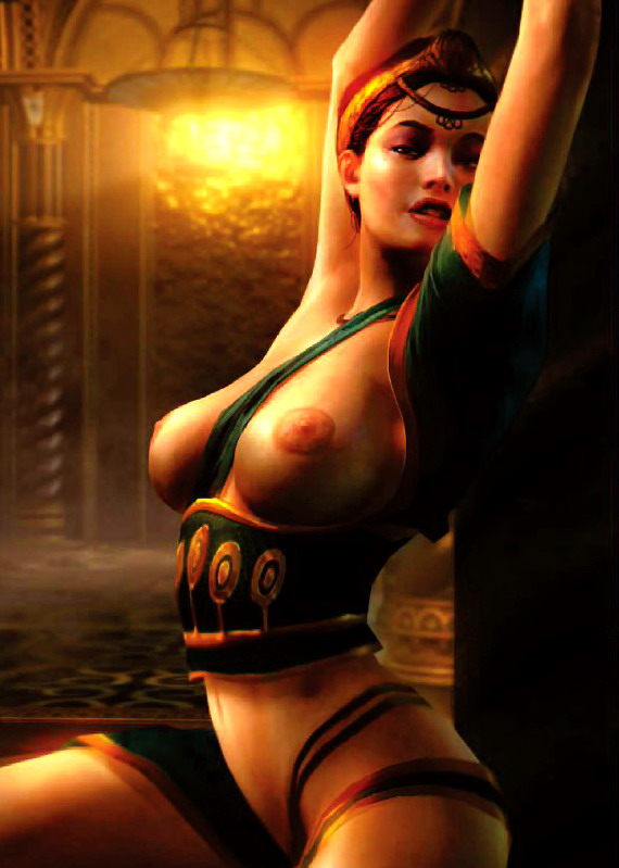 фото девушки из игр эро