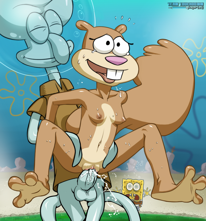 Spongebob squarepants sex nude pictures — img 1