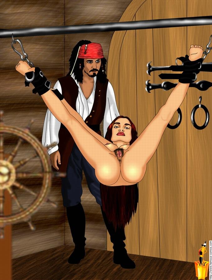 Pirati Pornoparodiya Onlayn