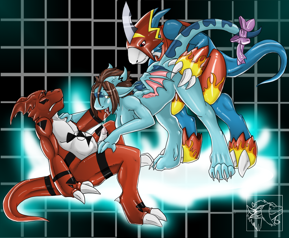 Showing xxx images for digimon tamers guilmon furry porn xxx