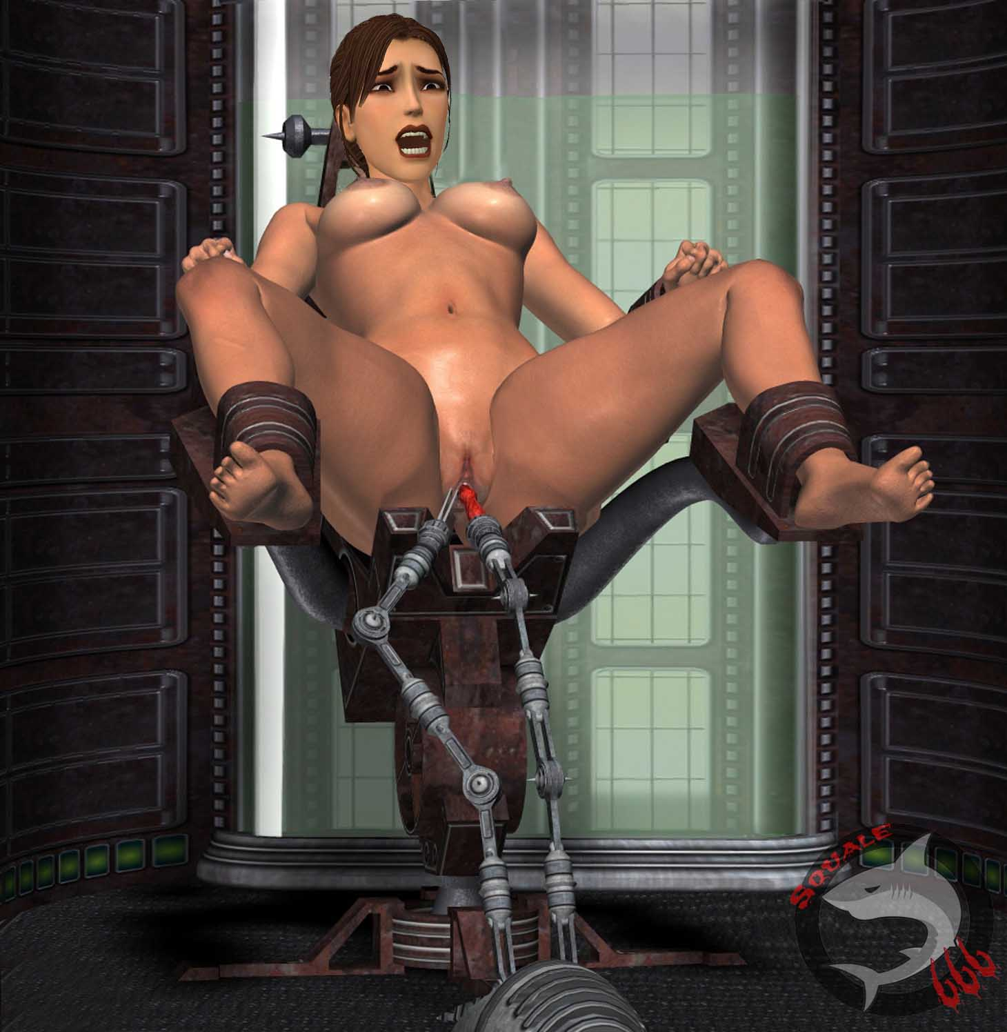 Lora croft fucked by a dinosaur sex  hardcore classic virgin