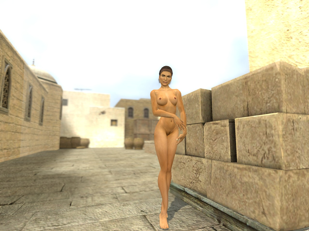 Garry s mod addon nude miranda sexy video