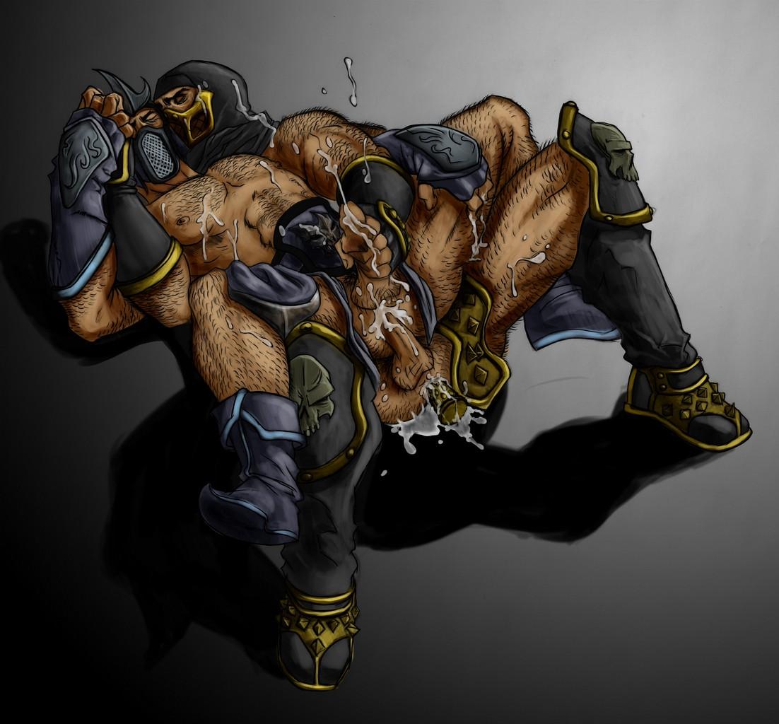 mortal-kombat-skorpion-porno