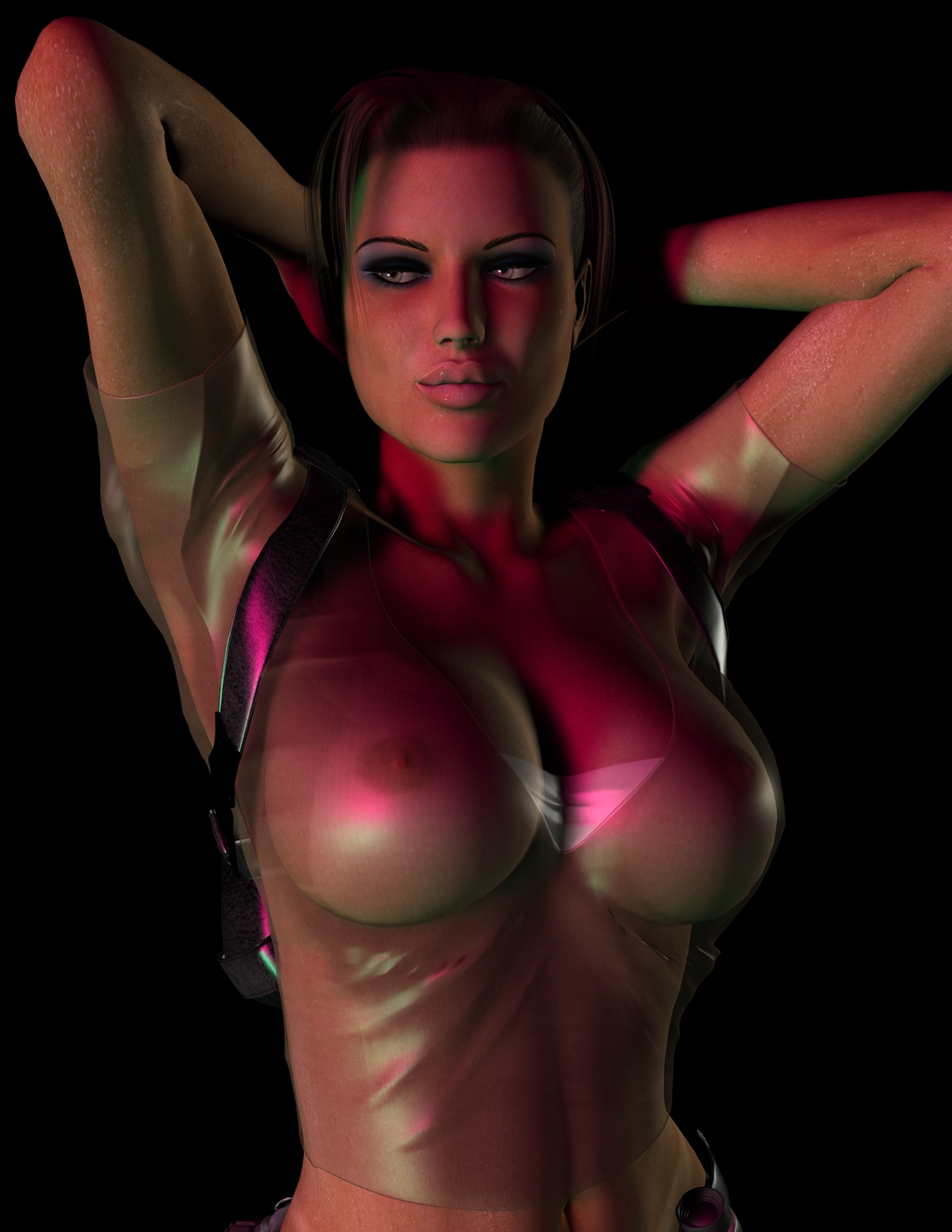 Video porno hentai tomb raider alien sexy images