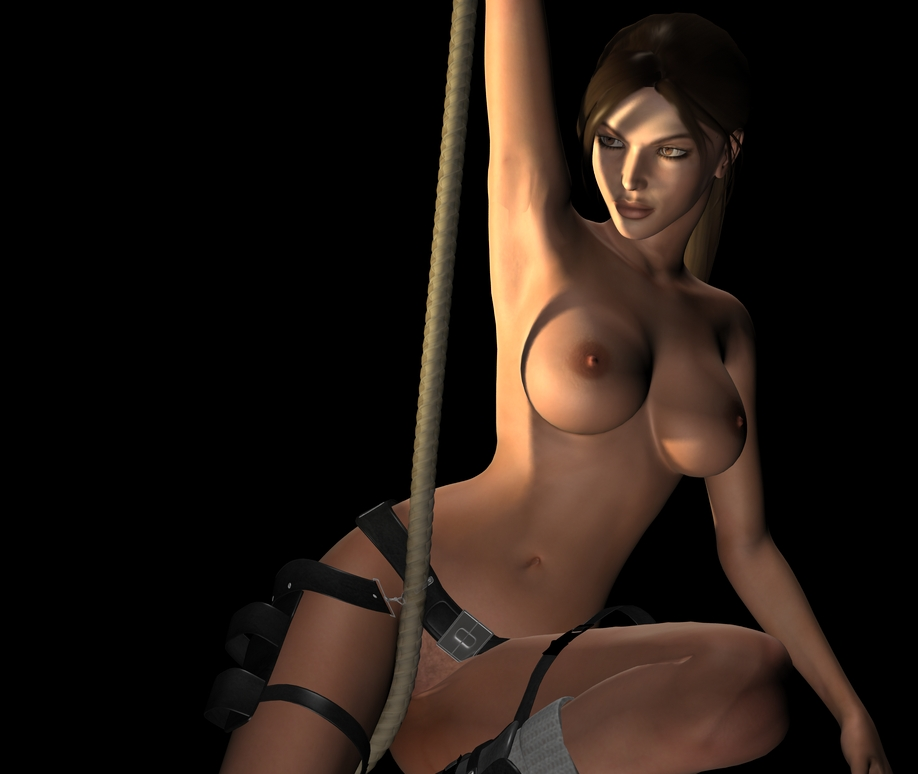 Animated pictures of lara croft naked