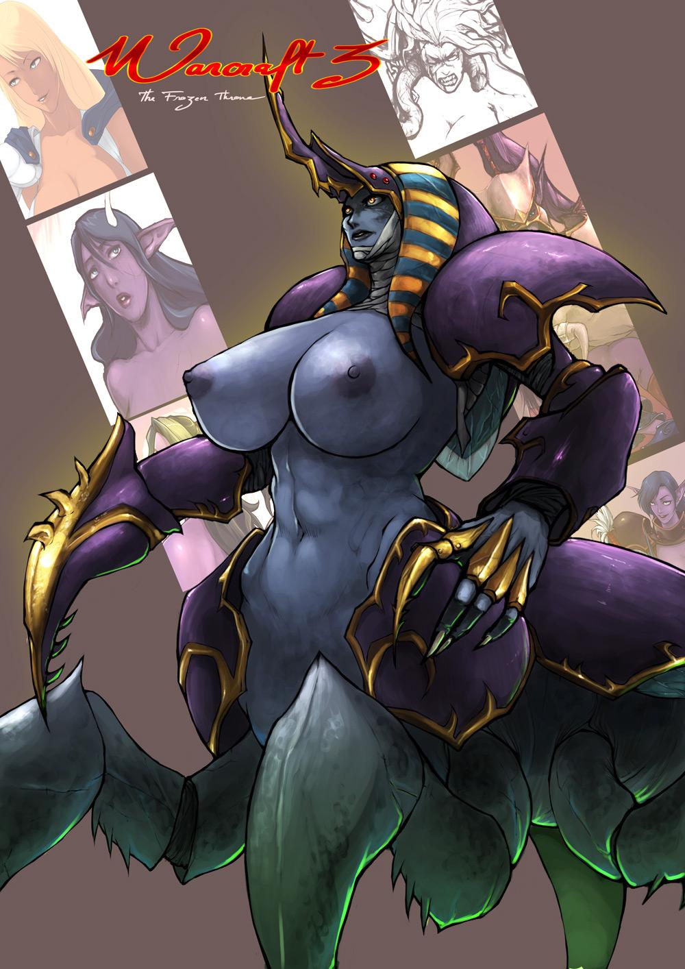 Warcraft naga hentai hardcore image