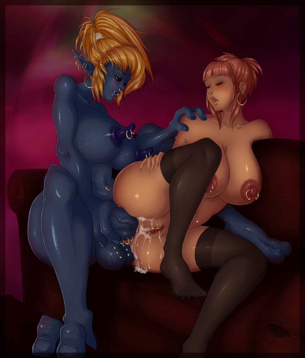 Orc and elf maiden porn erotic picture