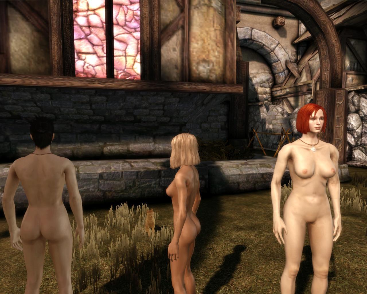 секс в жемчужине мод в dragon age origin
