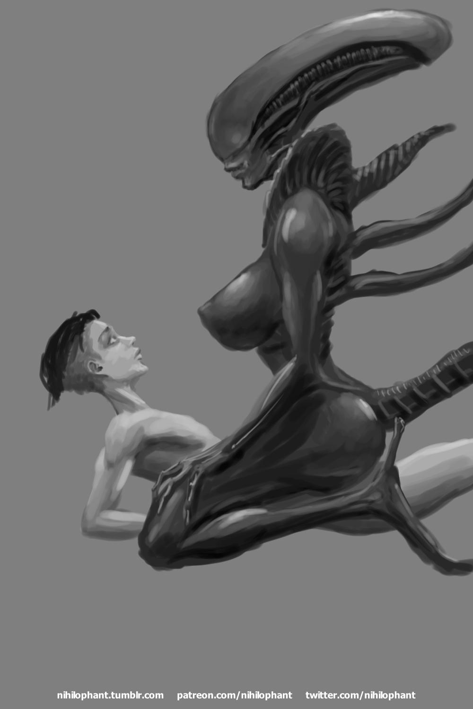 Alien hybrid sex