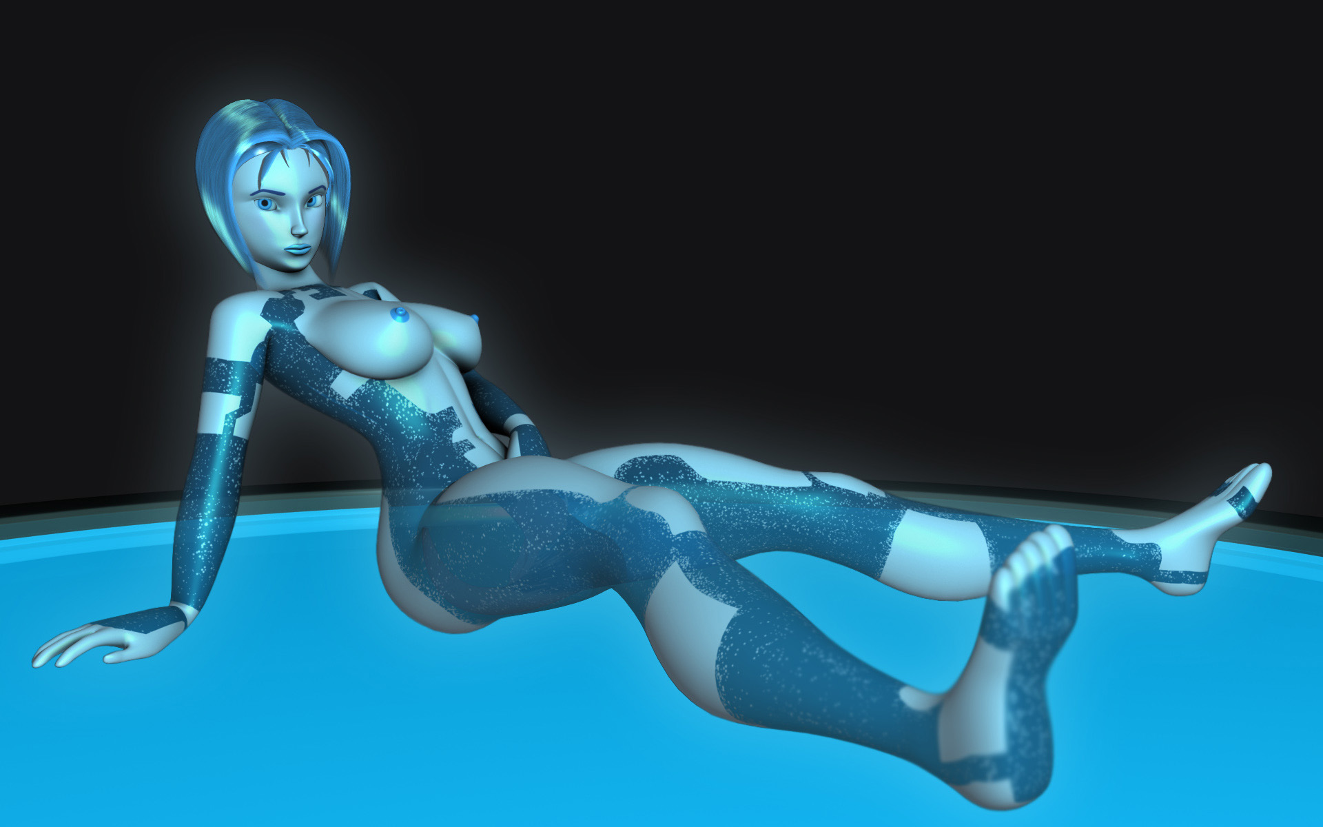 Naked pics of cortana on halo fucking pictures