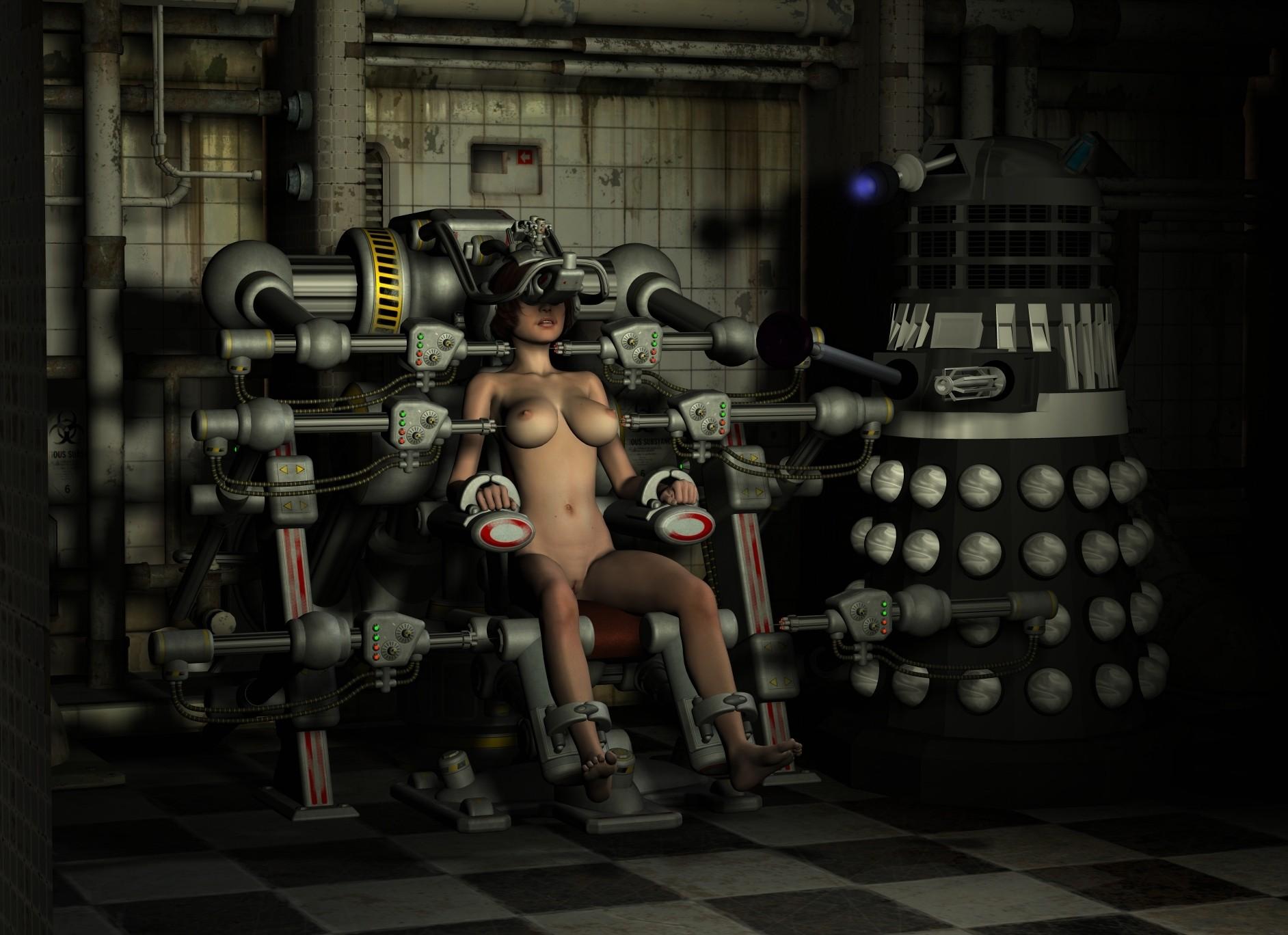 Naked boy doctor