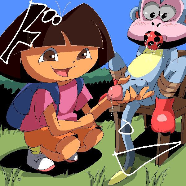 dora and boots porn