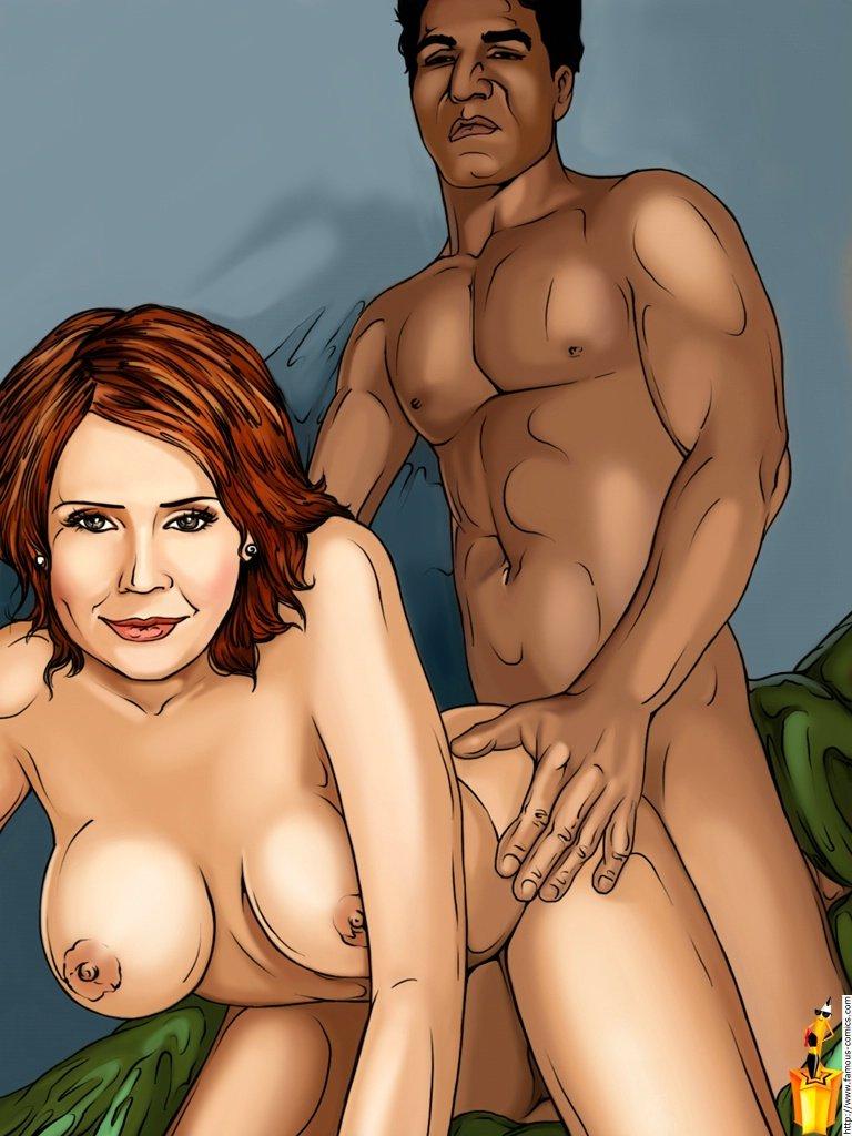 порно фото сериала секс в большом городе