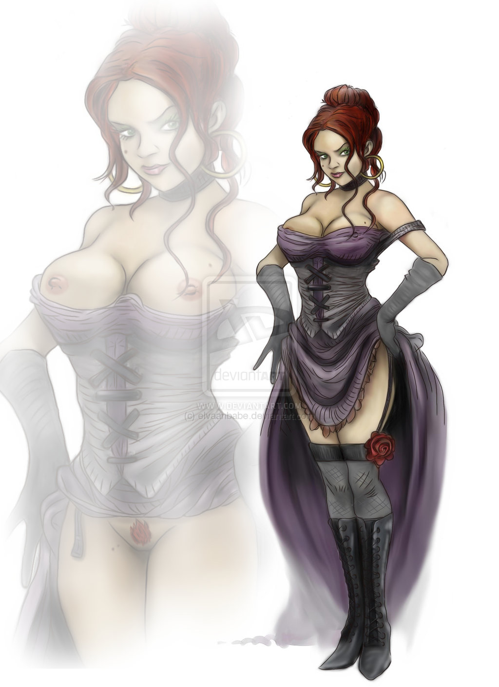 Fable 2 rose henti naked galleries