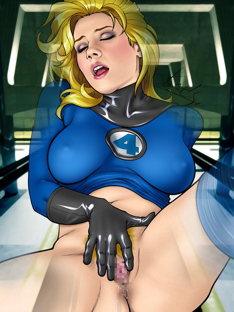 Marvel comic sex xxx
