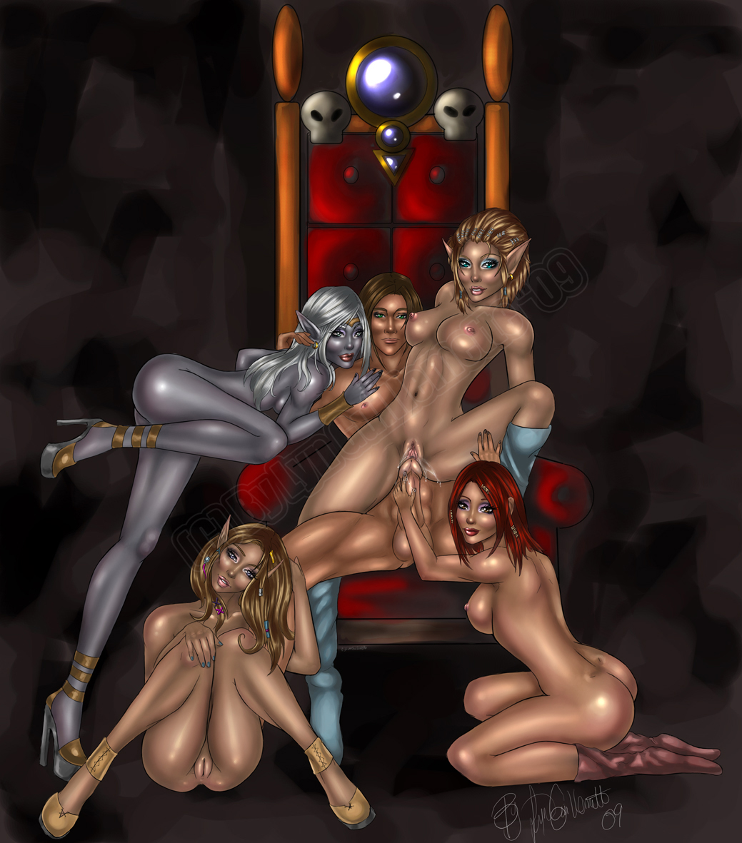 Nude sexy video dungeons and dragons cartoon films