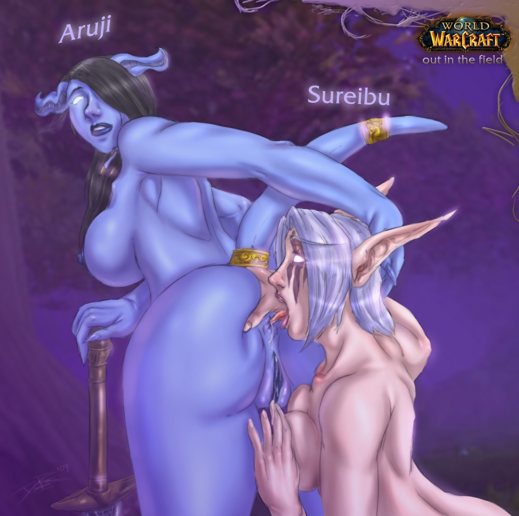 World of warcraft hentau anime picture