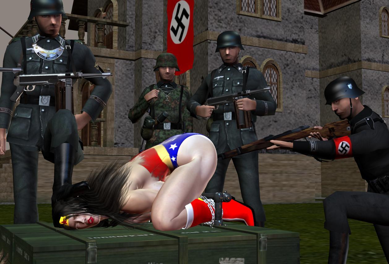 Nazi women and sex