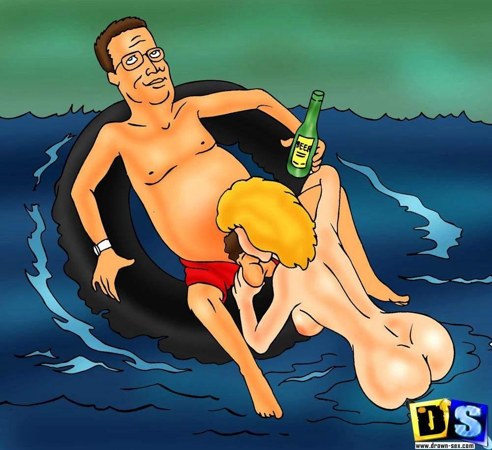 The Big ImageBoard (TBIB) - hank hill king of the hill luanne platter tagme