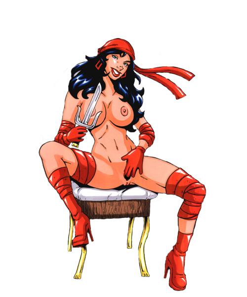 Elektra Nude Pics