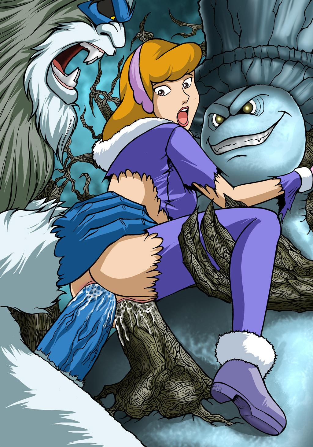 Tooon monster dragon sex woman erotic scenes