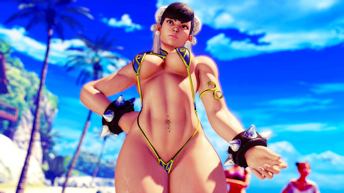 Capcom Girls Naked Mobile Optimised Photo For Android Iphone