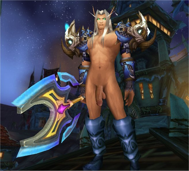 World of warcraft blood elf rogue porn naked comic