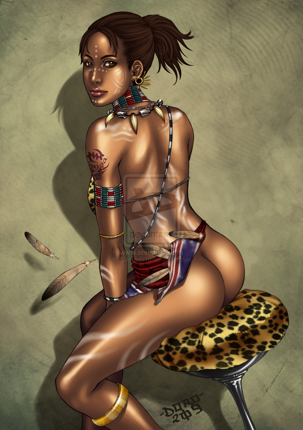 Sheva alomar sex gal naked clips