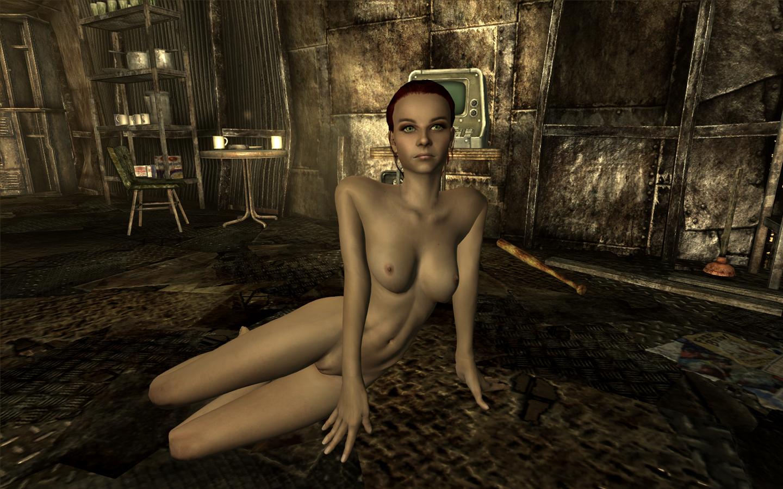 Fallout 3 nude skins