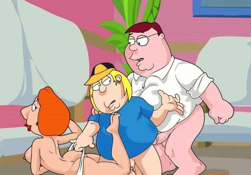 Family Boy Sex Four With Lois 1