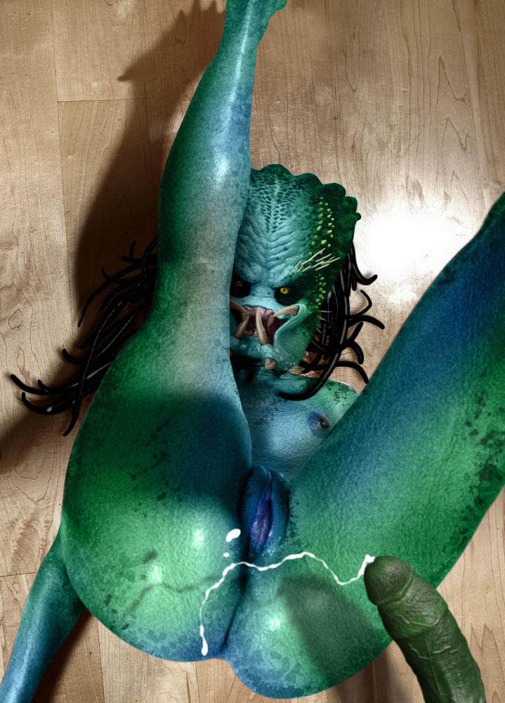 Predator порно фото