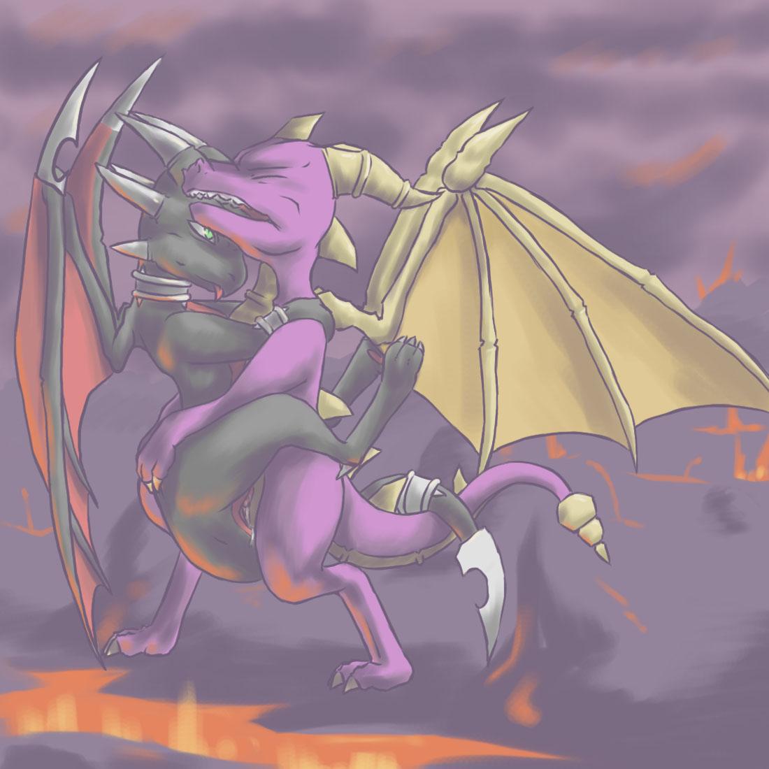 Spyro the dragon porn xxx queen