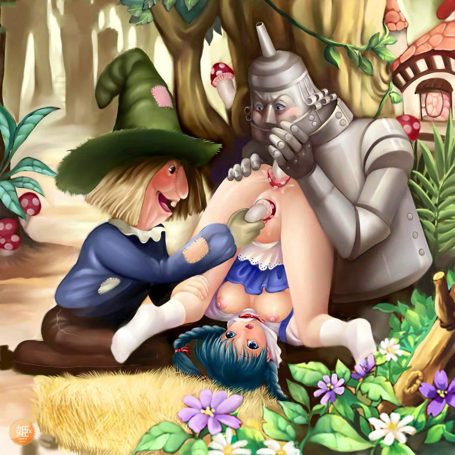 golie-skazochnie-personazhi