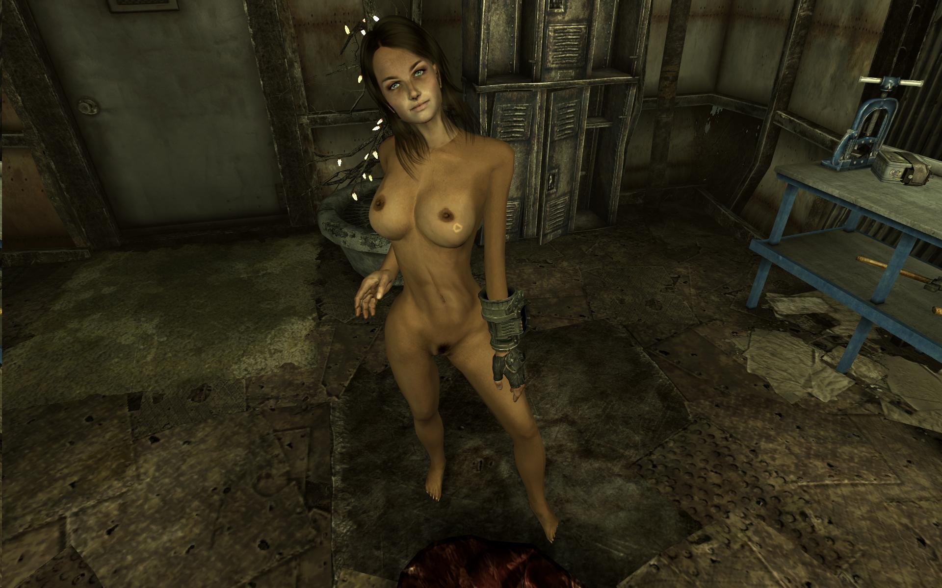 Fallout 3 lesbian mods naked scene