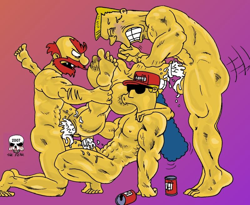 Nude girl wrestling