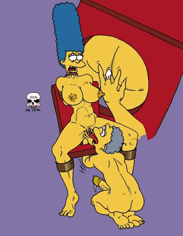 Порно симпсоны феар 66475 фотография