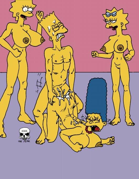 Порно симпсоны феар 16828 фотография